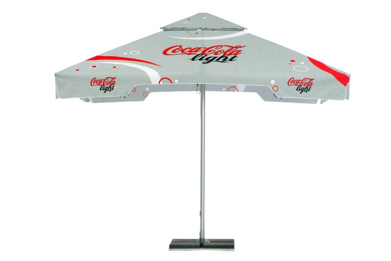 umbrellas parasols aluminium square parasol brollies. Black Bedroom Furniture Sets. Home Design Ideas