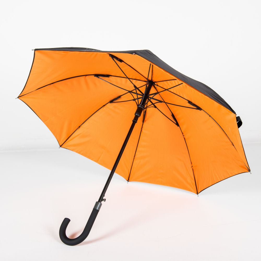 Über Brolly Fibre-Storm walker umbrella with a double canopy