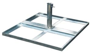 Printed Parasols metal base