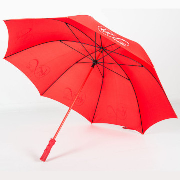 Uber Brolly pantone matched golf umbrella