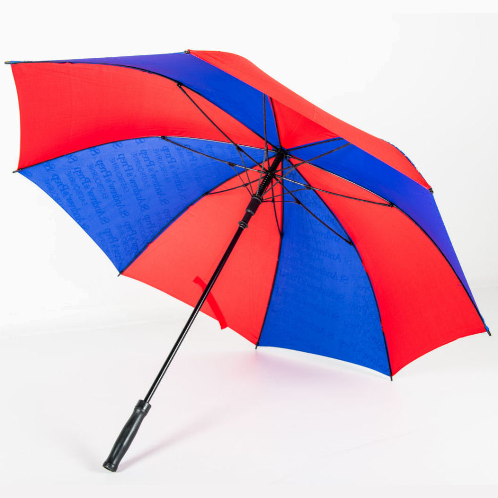 Uber Automatic Golf Promotional Umbrella