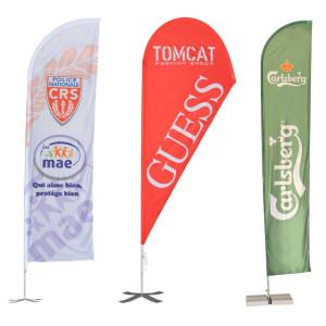 Umbrellas & Parasols Promotional beach flags