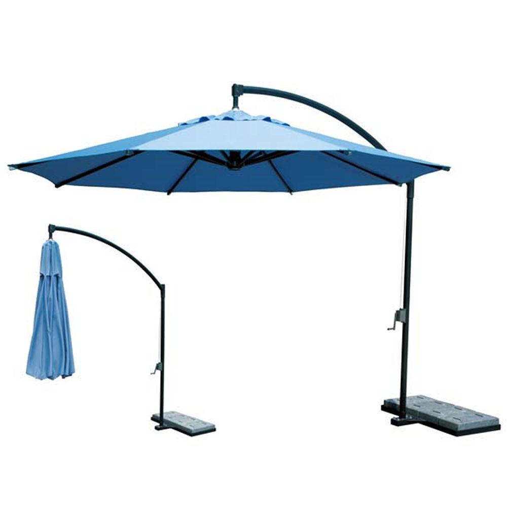 Umbrellas & Parasols Budget Steel Hanging Branded Parasol