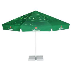 Umbrella & Parasols Aluminium Round Promotional Parasol