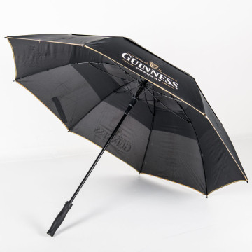Über Brolly Vented Automatic Golf Branded Umbrella
