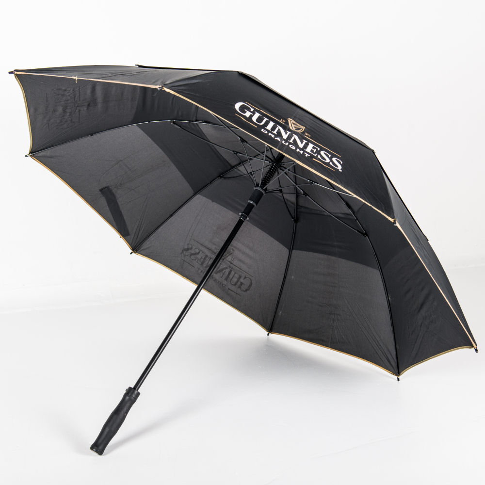 Über Brolly Vented Automatic Golf Branded Umbrella