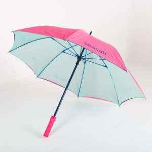 Über Brolly Mini Golf Promotional Umbrella with matched frame