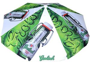 Umbrellas & Parasols Round Promotional Parasol Canopy