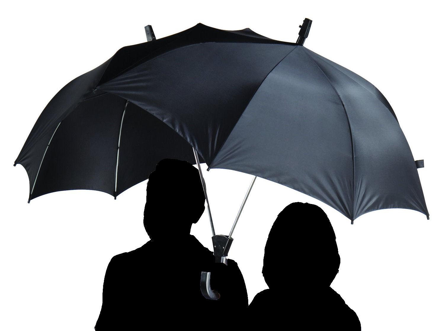 Umbrellas & Parasols Dual Branded Umbrella