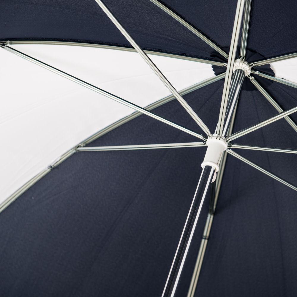 Ribs of the Umbrellas & Parasols Metal Golf Promotional Umbrella