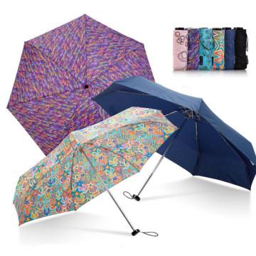 Ultra Compact Telescopic Promotional Umbrella