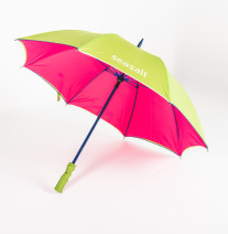 Branded Umbrella with pantone matched frame