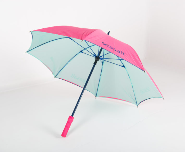 Branded Umbrellas Colour Frames