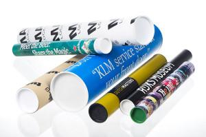Branded Umbrella Cardboard Tube