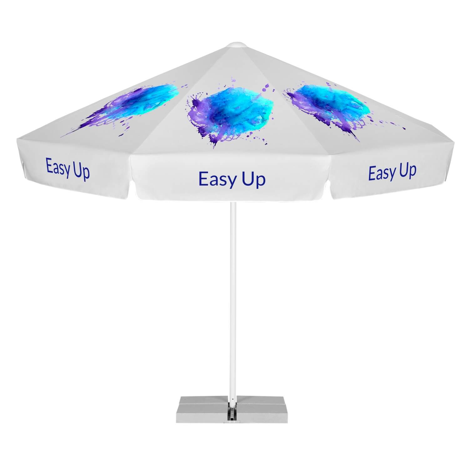 Promotional Parasols Easy Up 3m with valance