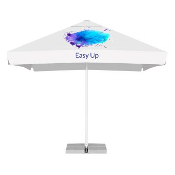Promotional Parasols Easy Up 3m x 3m with valance