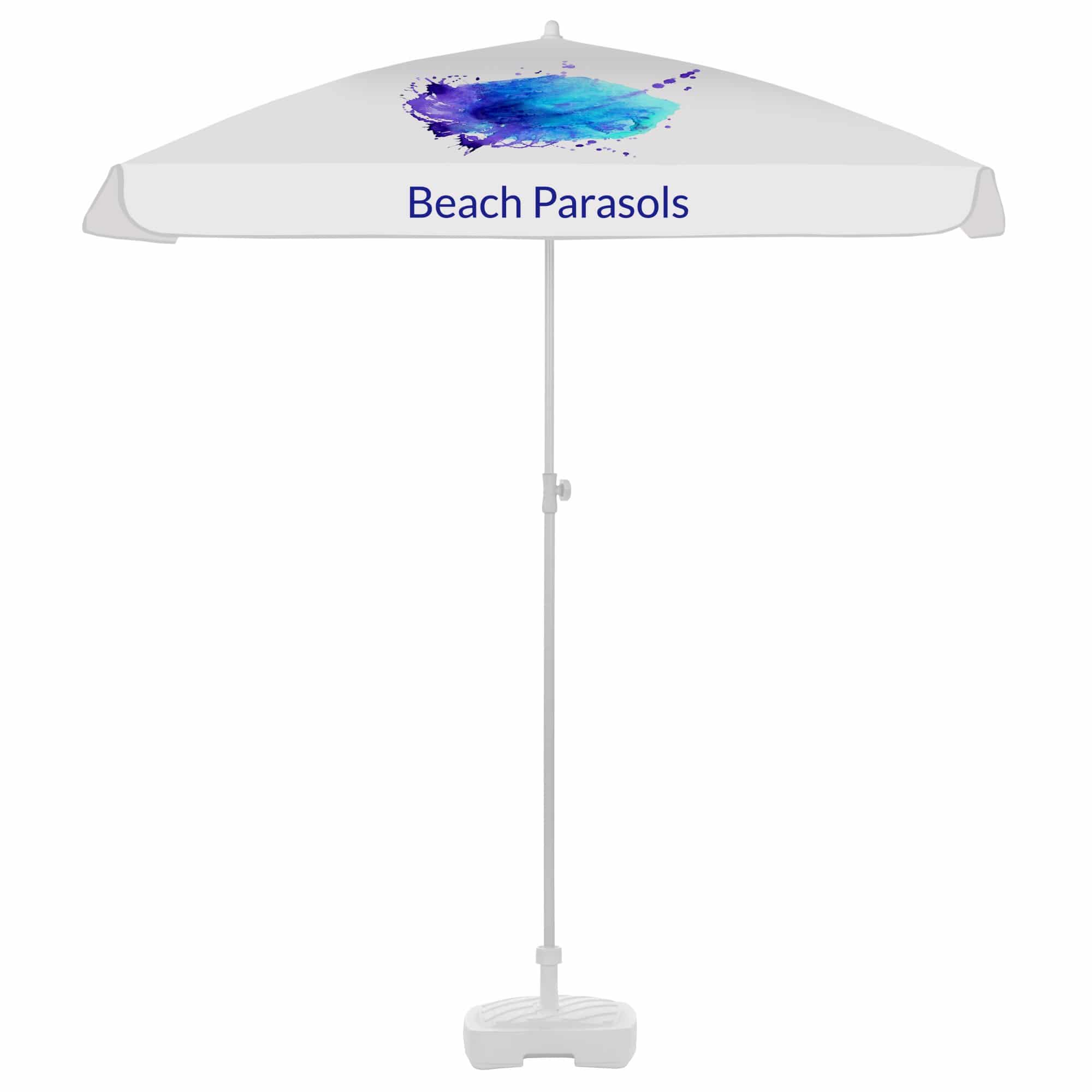 Promotional Parasols Garden Square with Valance (1.8m)