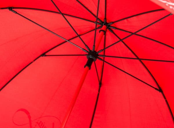 Branded Umbrellas - Uber Fibreglass Golf Colour Frame