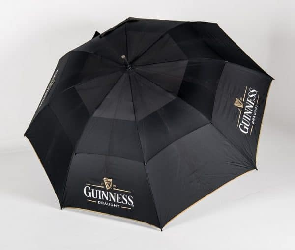 Promotional umbrellas Vented canopy