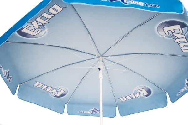 Branded parasols - Pub Parasol interior
