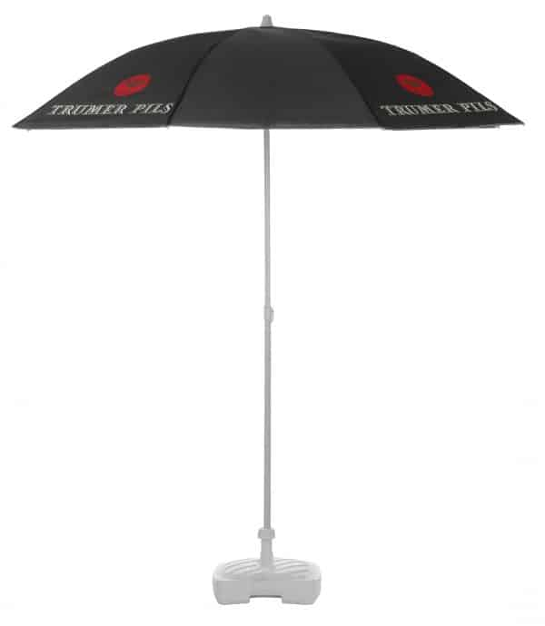 Branded parasols - Pub Parasol no valance