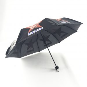 Printed Umbrellas - Manual Telescopic