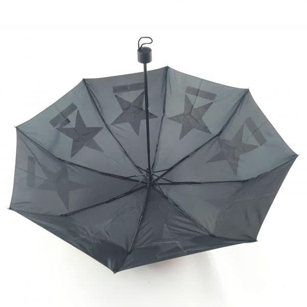Printed Umbrellas - Manual Telescopic Interior