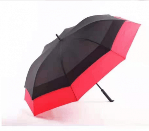 Promotional Umbrellas Premium Extendable Ribs Golf with Vent