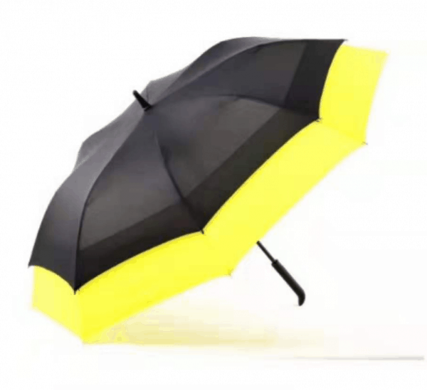 Promotional Umbrellas Uber Brolly Extendable Ribs Auto Fibrestorm golf logo umbrellas
