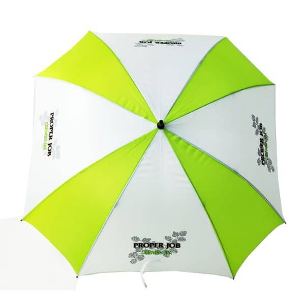 Printed Umbrellas - Uber Fibreglass Square Golf Canopy