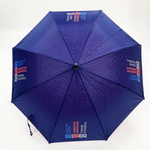 Branded Umbrellas - Uber Mini Fibreglass Automatic Golf