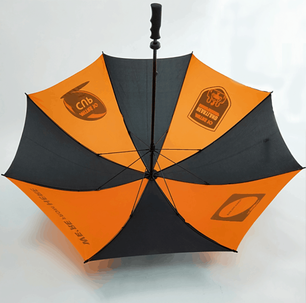 Brollies & Parasols_Fibreglass Golf Umbrella Interior