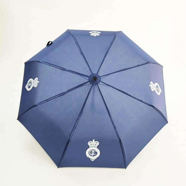 Promotional Umbrellas – Uber Automatic FibreStorm Telescopic Canopy