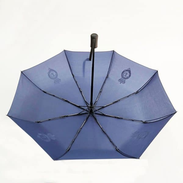 Promotional Umbrellas – Uber Automatic FibreStorm Telescopic - Interior