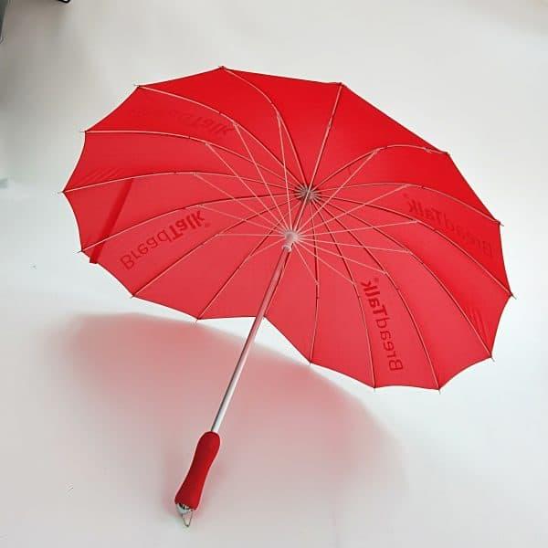 Promotional Umbrellas – Branded Uber Heart Umbrella