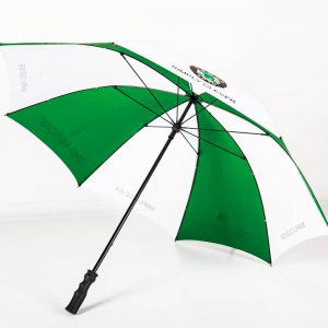Branded Umbrellas - Uber Fibreglass Golf Manual