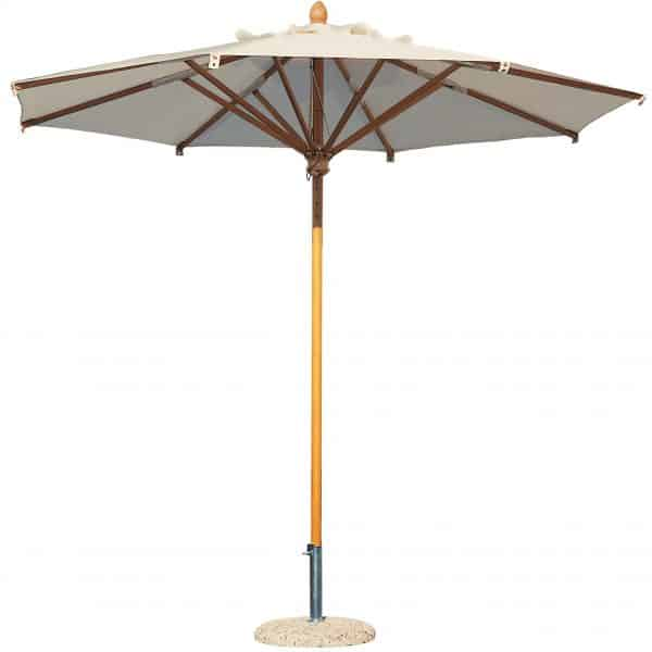 Branded Parasols: 5-6 Week Lead Time