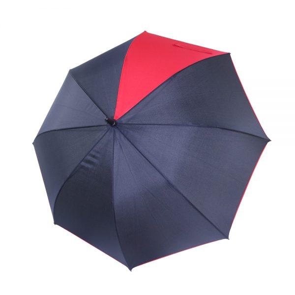 Promotional Umbrellas Uber Colour Frame Golf Umbrellas - Canopy