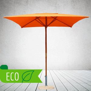 Commercial Parasol Eco wood parasol